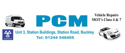 PCM Vehicle Repairs