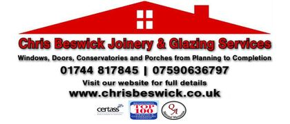 Chris Beswick Joinery & Glazing Services