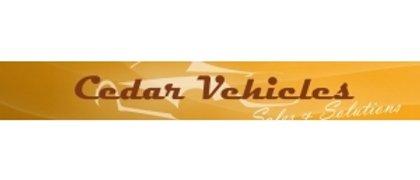 Cedar Vehicles