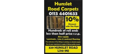 Hunslet Road Carpets