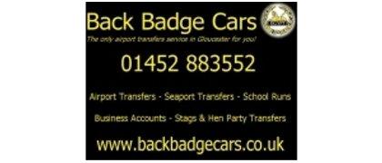 Back Badge Cars