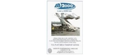 AB2000 Plant & Crane Hire