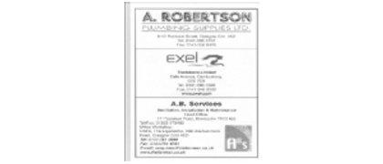 A. Robertson Plumbing Supplies Ltd