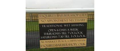 Esquires barbershop