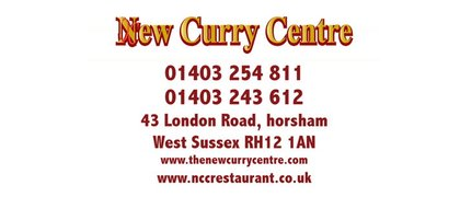 New Curry Centre