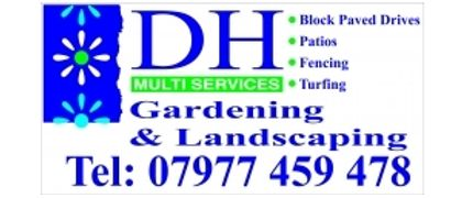 DH Multi Services - Horticulture and Landscaping