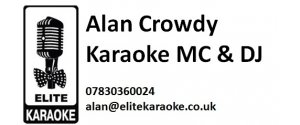 Alan Crowdy Karaoke MC & DJ