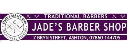 CJADES Barber Shop