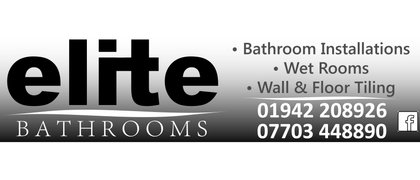 Elite Bathrooms & Tiling