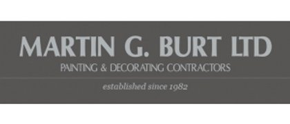 Martin G Burt Painting & Decorating ltd