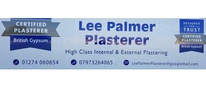Lee Palmer Plasterer