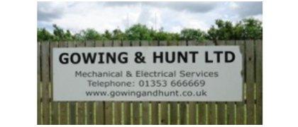 Gowing & Hunt  Ltd