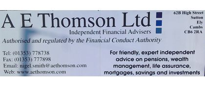 AE Thomson Ltd
