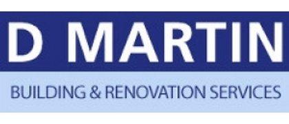 D Martin Building & Renovation Services