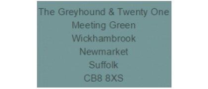 The Greyhound & twenty One
