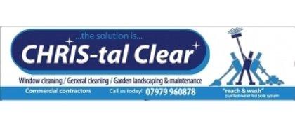 CHRIS-tal CLEAR