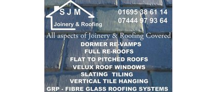 S J M Joinery & Maintainance