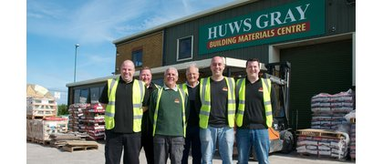 Huws Gray Building Material Centre