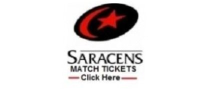 Saracens Match Tickets