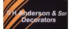 G H Anderson & Son Decorators