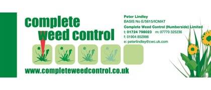 Complete Weed Control