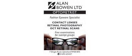 Alan Bowen Optometrist