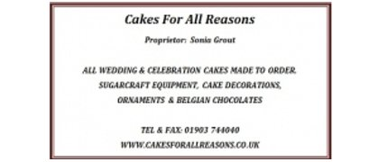 Cakes For All Reasons
