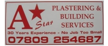 A Star Plastering Services