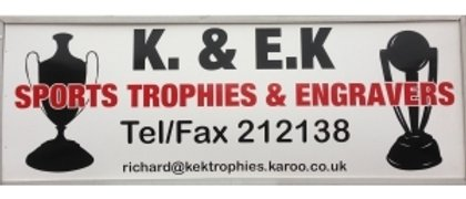 K. & E.K Sports Trophies & Engravers