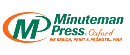 MinuteMan Press.Oxford
