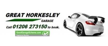 Great Horkesley Garage