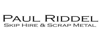 Paul Riddel Skip Hire