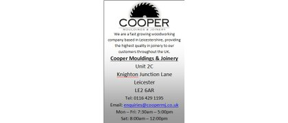 Cooper Mouldings & Joinery