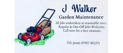 Jamie Walker Garden Maintenance