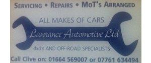 Lawrance Automotive Ltd
