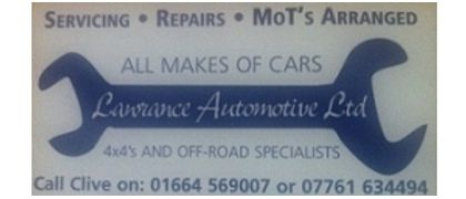Lawrance Automotive Ltd