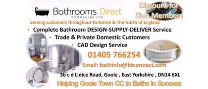 Bathrooms Direct Goole