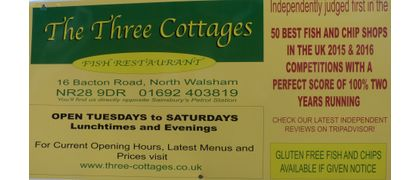 Thrre Cottages Fish and Chip Restaraunt