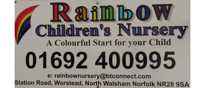 rainbows childrens nursery