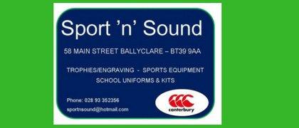 Sport 'n' Sound Ballyclare