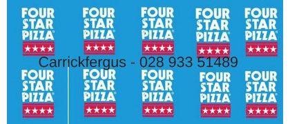 Four Star Pizza Carrickfergus
