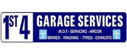 1st 4 Garages Sevice