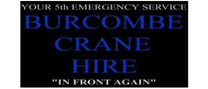 Burcombe Crane Hire