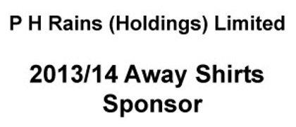 J H Rains (Holdings) Limited
