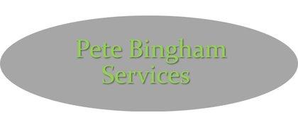 Pete Bingham Services