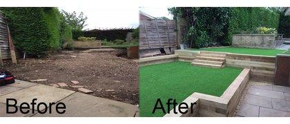 Chepstow Artificial grass