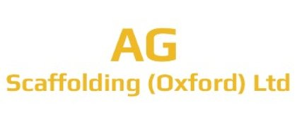 AG Scaffolding Oxford Ltd.