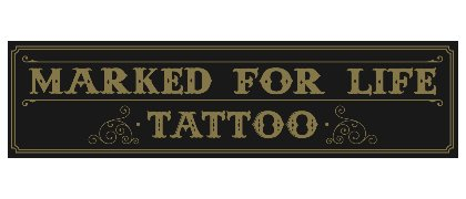 Marked for Life Tattoo Studio