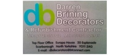 Darren Brinning Decorators