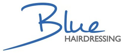 Blue Hairdressing